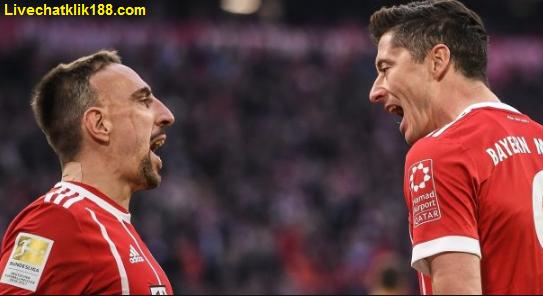 Juventus Saat Ini Sedang Dekati Lewandowski