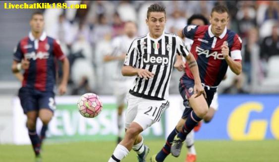 Juventus Susun Tiga Bek Menjamu Bologna