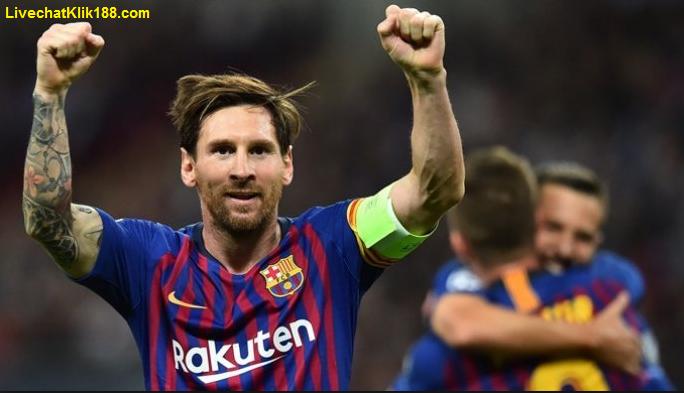 Bertemu Barcelona Icardi Ingin Seperti Roma
